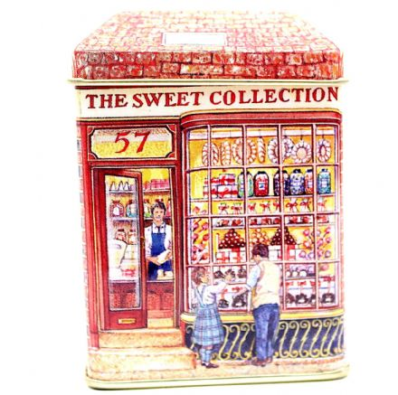 Sweets Shop Tin